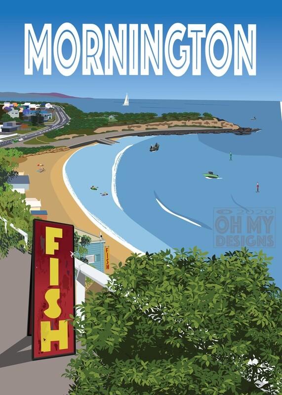 Mornington Peninsula - Fishermans Beach