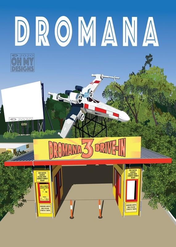 Mornington Peninsula - Dromana Drive in