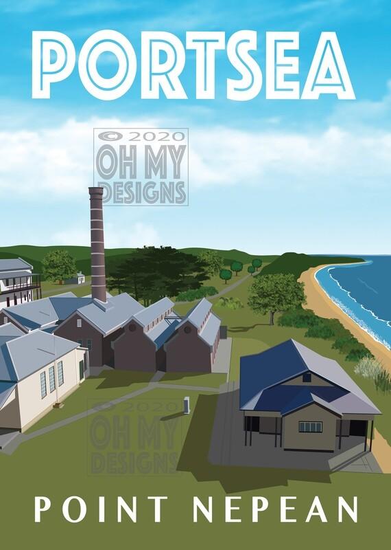 Mornington Peninsula - Portsea Point Nepean