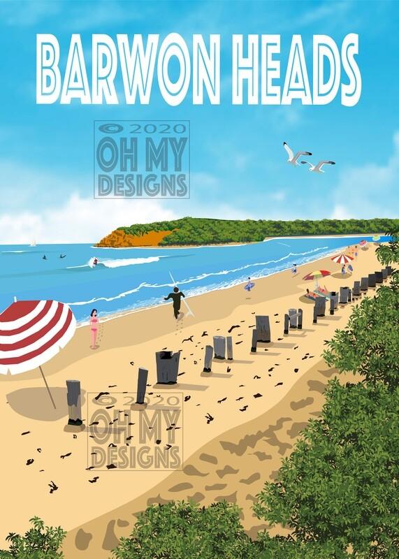 Barwon Heads - RAFFS Beach