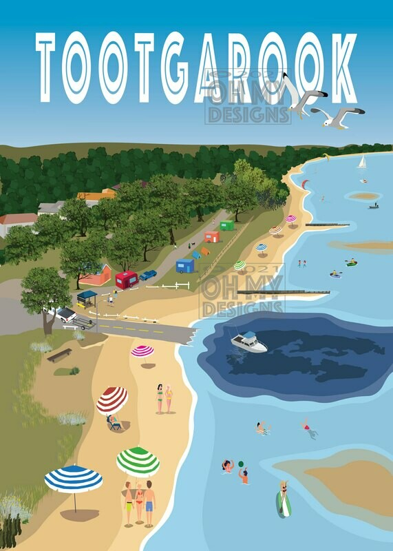 Mornington Peninsula -  Tootgarook
