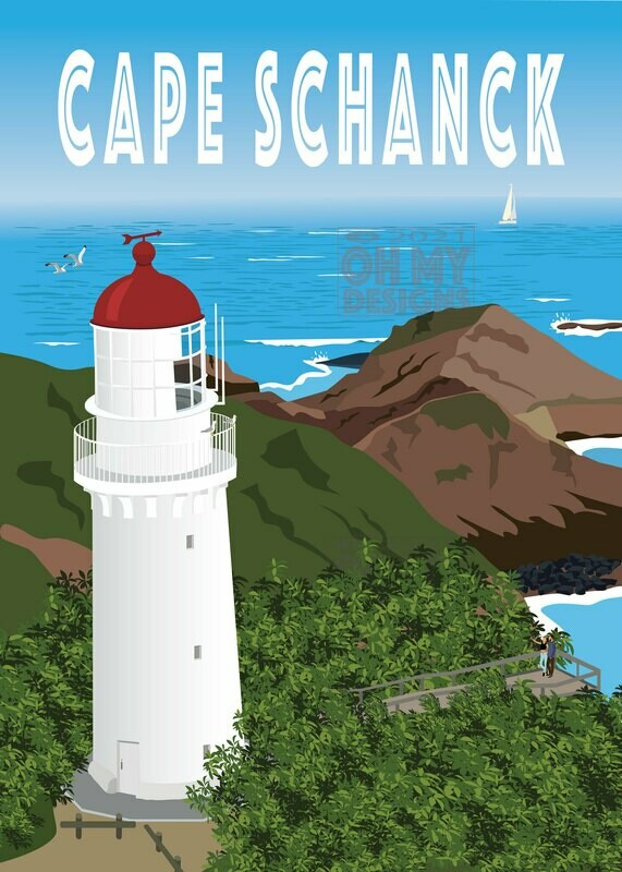 Mornington Peninsula - Cape Schanck