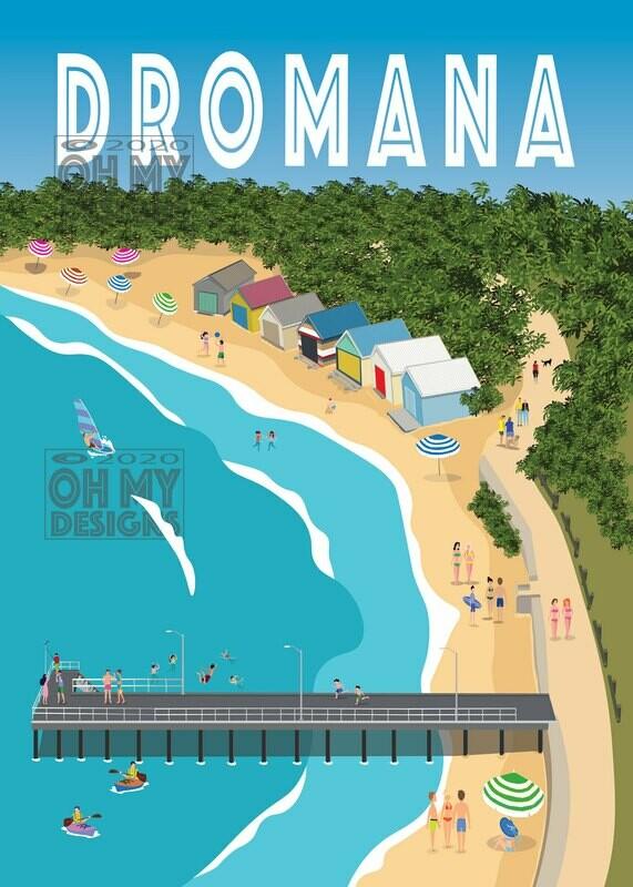 Mornington Peninsula - Dromana Aerial