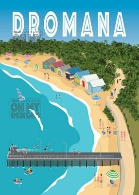 Dromana - Aerial