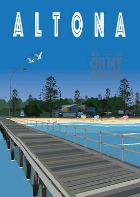 Melbourne - Altona Pier