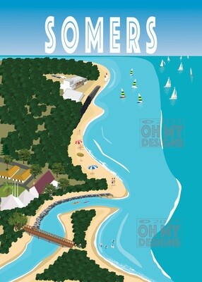 Somers - Aerial