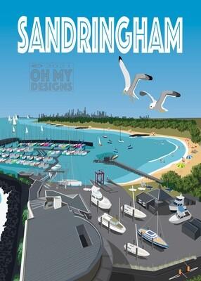 Melbourne - Sandringham