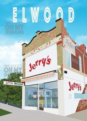 Melbourne - Elwood Jerrys Milk Bar