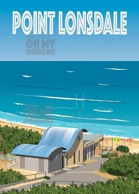 Point Lonsdale - Life Saving Club