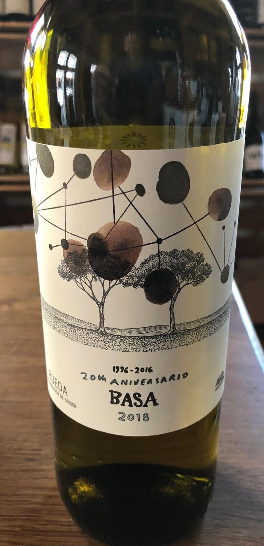 Basa - Weißwein Spanien