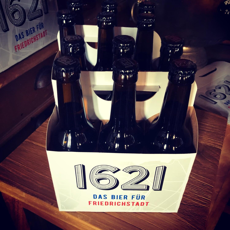 1621-Bier - Der 12er-Karton