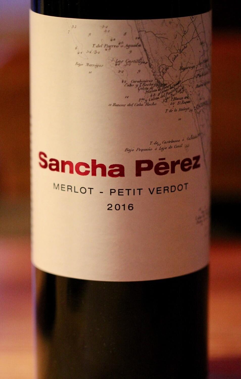 Sancha Pêrez - unser Wein aus Conil