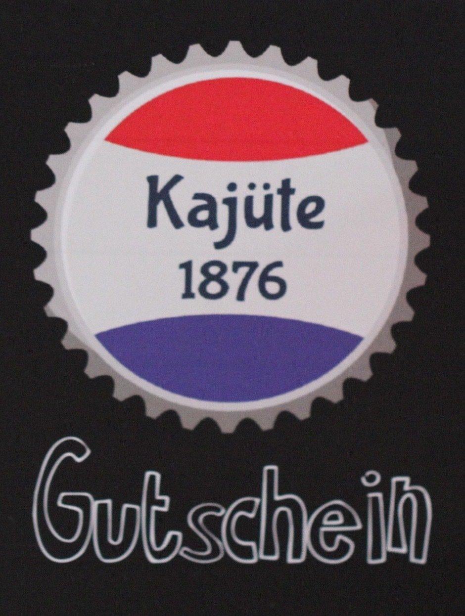 100 Euro Gutschein für die Kajüte 1876