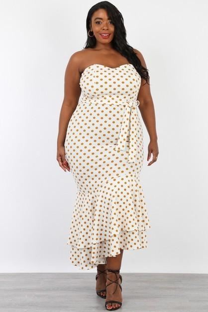 Dresses|Sleeveless-Mermaid-Dress