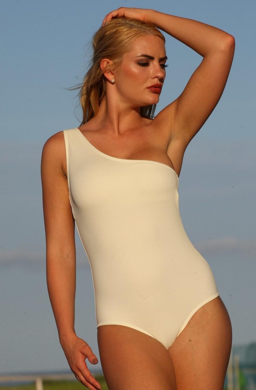 SWIMWEAR 1PC - Dangerous Curves  Swimsuit