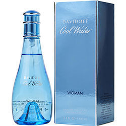 FRAGRANCE COOL WATER by Davidoff