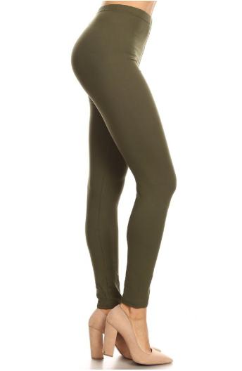 Leggings| Solid Color Legging