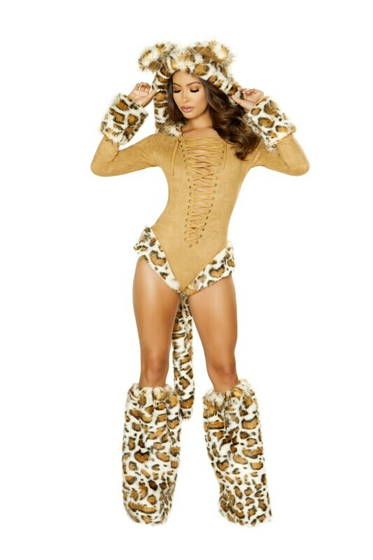 COSTUMES| ANIMALS|The Leopard Princess