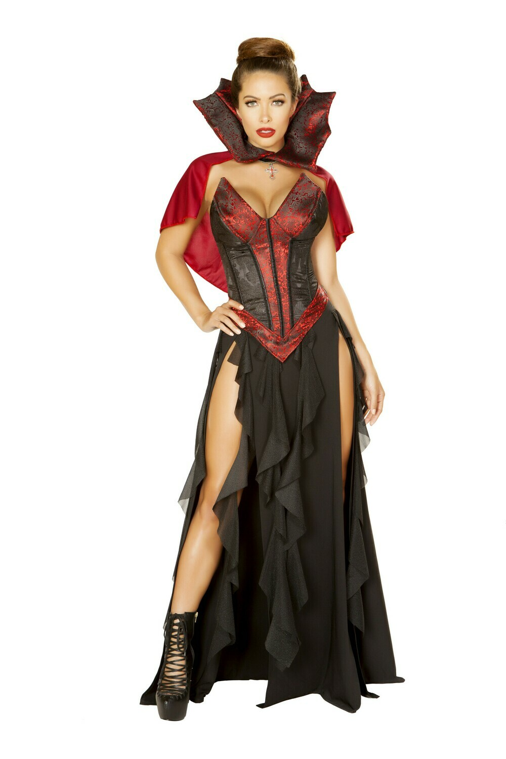 COSTUMES| WITCHES & VAMPIRES| 4pc Blood Lusting Vampire