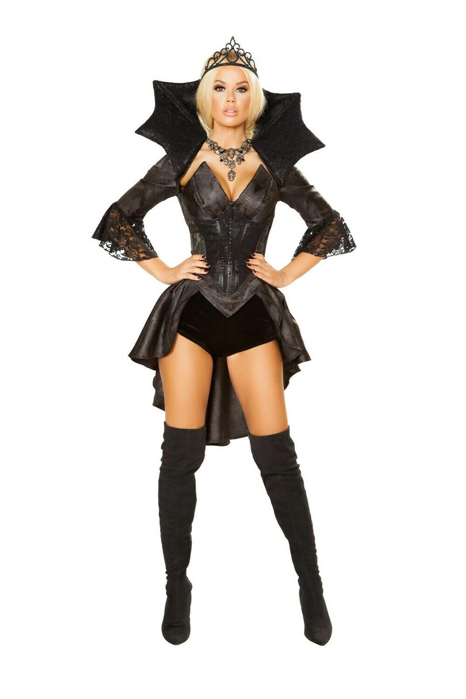 COSTUMES| SUPERHEROS| 4pc Queen of Darkness