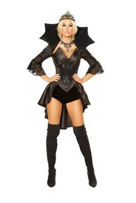 COSTUMES  SUPERHEROS  4pc Queen of Darkness
