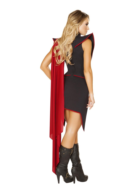 COSTUMES| SUPERHEROS| 2pc Dragon Realm Queen
