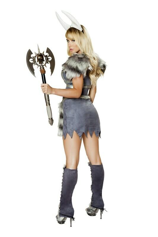 COSTUMES| SUPERHEROS| 5pc Sexy Viking