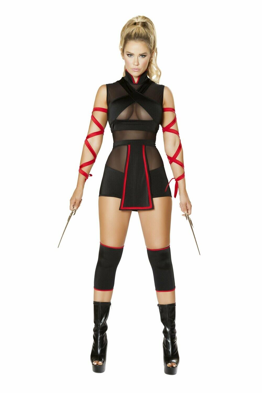COSTUMES| SUPERHEROS|  5pc Ninja