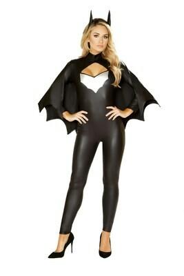 COSTUMES  SUPERHEROS   3pc Sexy Bat Crusader