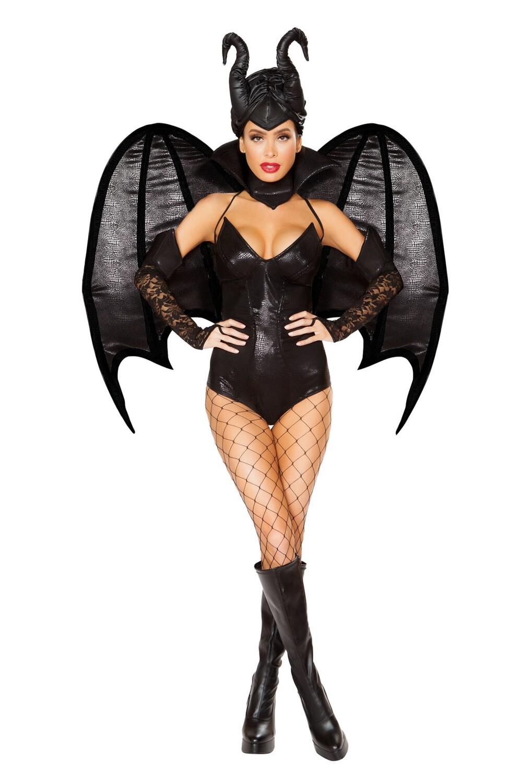 COSTUMES| MISCELLANEOUS|  4pc Vengeful Fairy