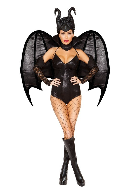 COSTUMES| MISCELLANEOUS|  4pc Vengeful Fairy