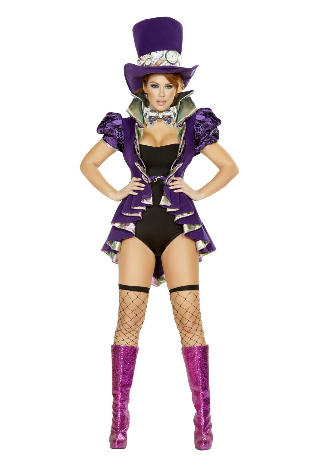 COSTUMES| MISCELLANEOUS|  4pc Mad as a Hatter