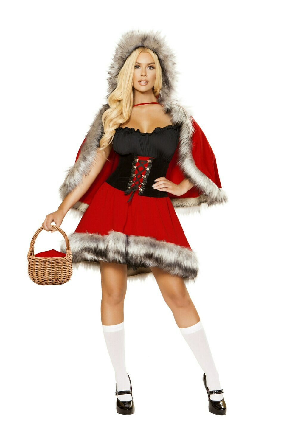 COSTUMES| MISCELLANEOUS|  3pc The Little Red Diva