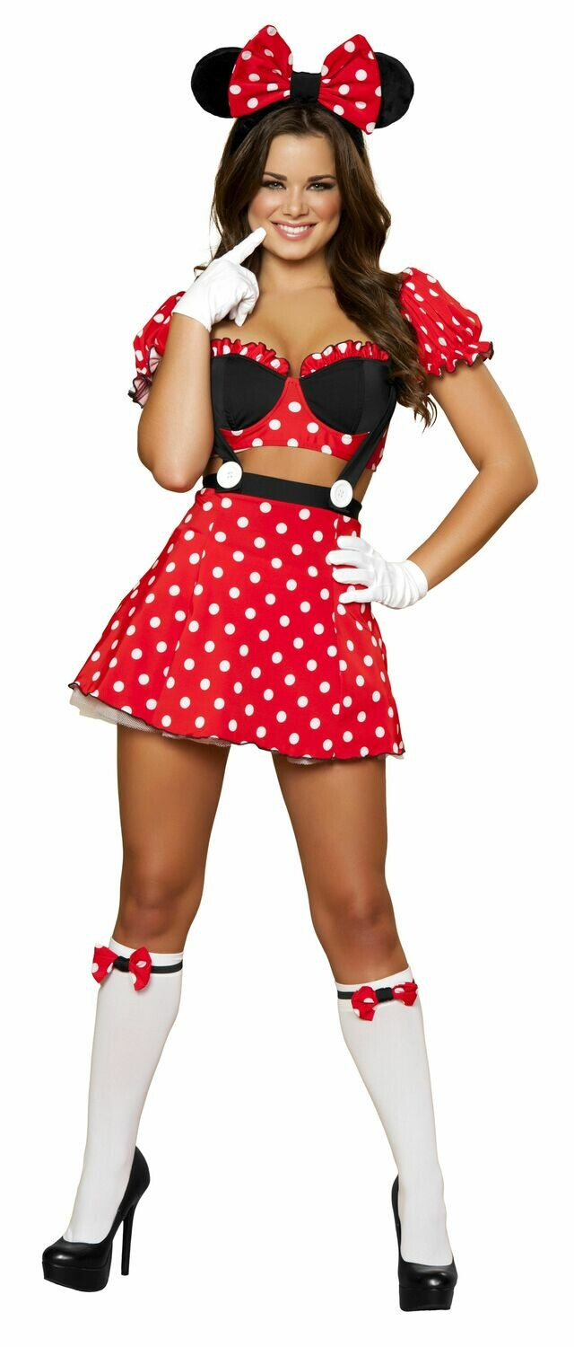 COSTUMES| MISCELLANEOUS|  3pc Mousey Mistress