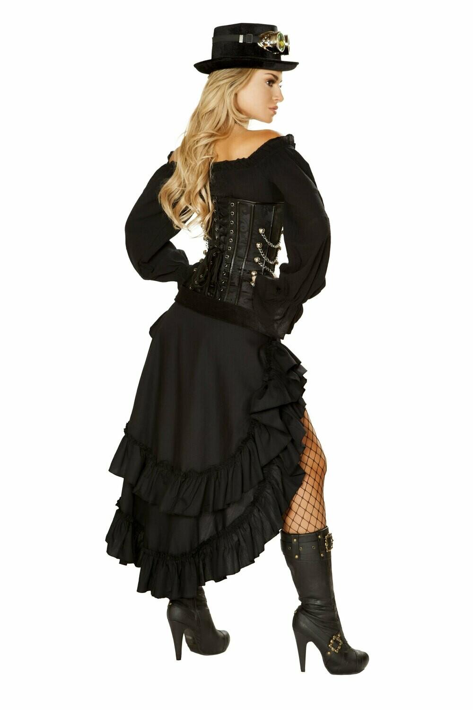 COSTUMES| MISCELLANEOUS|  6pc Victorian Steam Maiden
