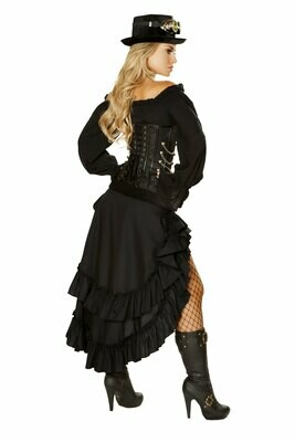 COSTUMES| MISCELLANEOUS|  6pc Victorian Steam Maiden