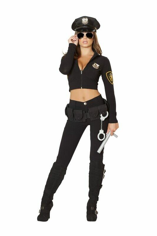 COSTUMES| GANGSTAS|  6pc Miss Law & Order