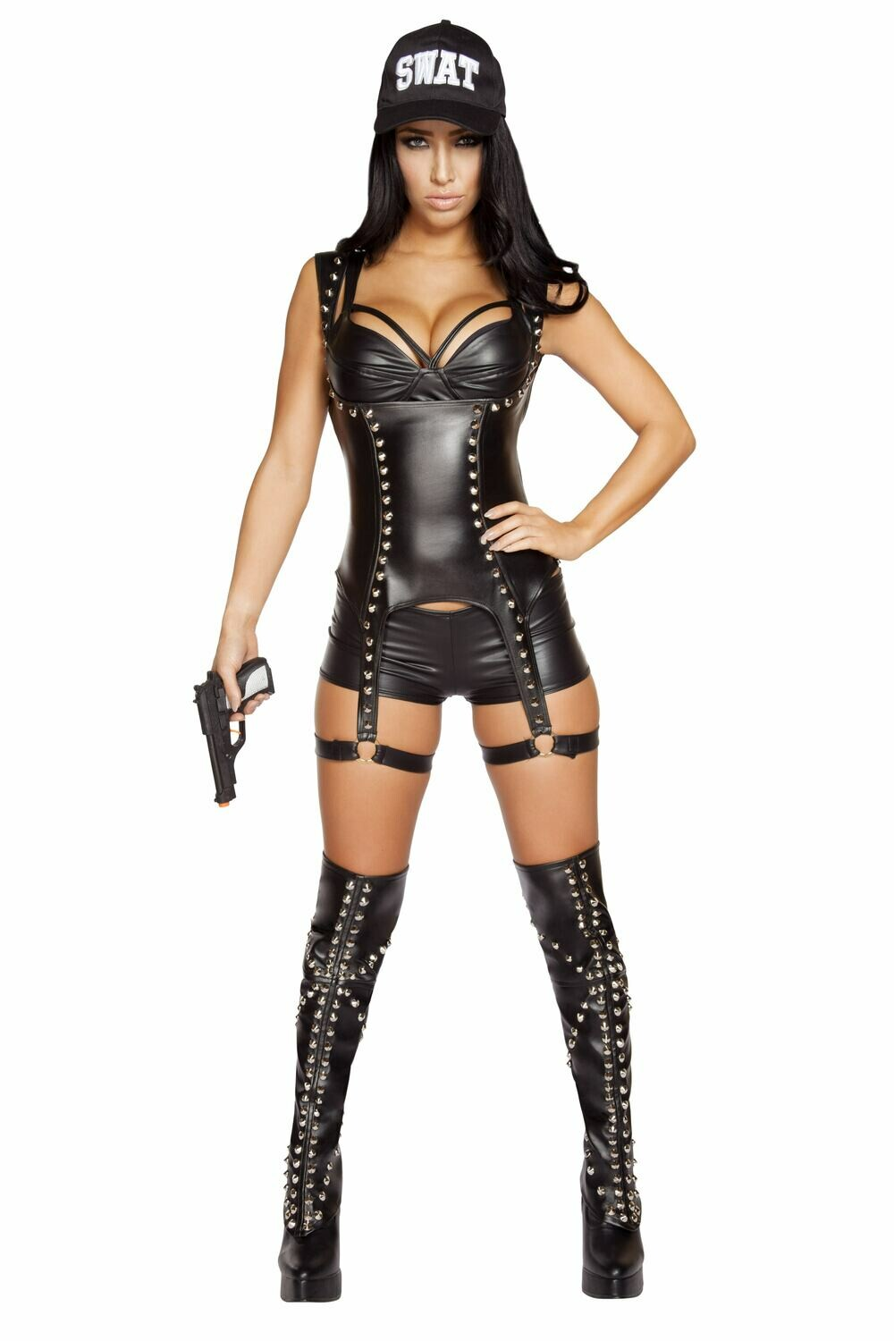 COSTUMES| COP|  3pc Seductive SWAT Agent