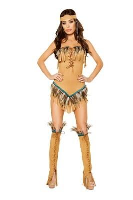 COSTUMES| MICELLANEOUS|  1pc Native American Seductress