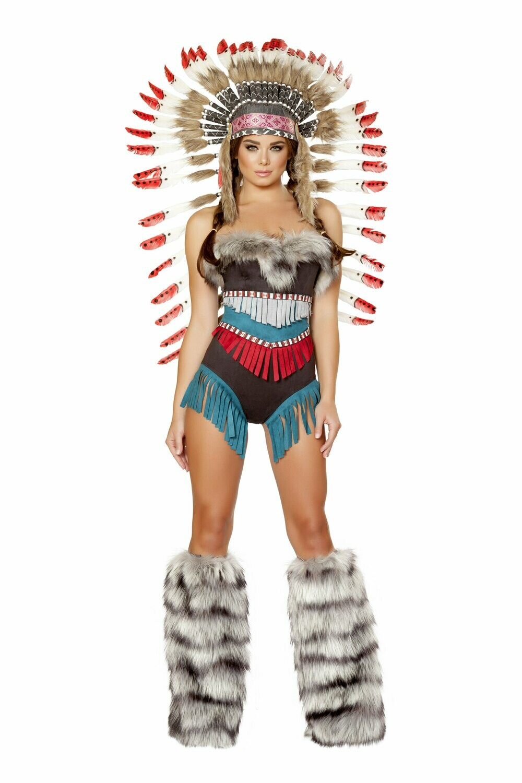 COSTUMES| MICELLANEOUS|  2pc Native Hottie