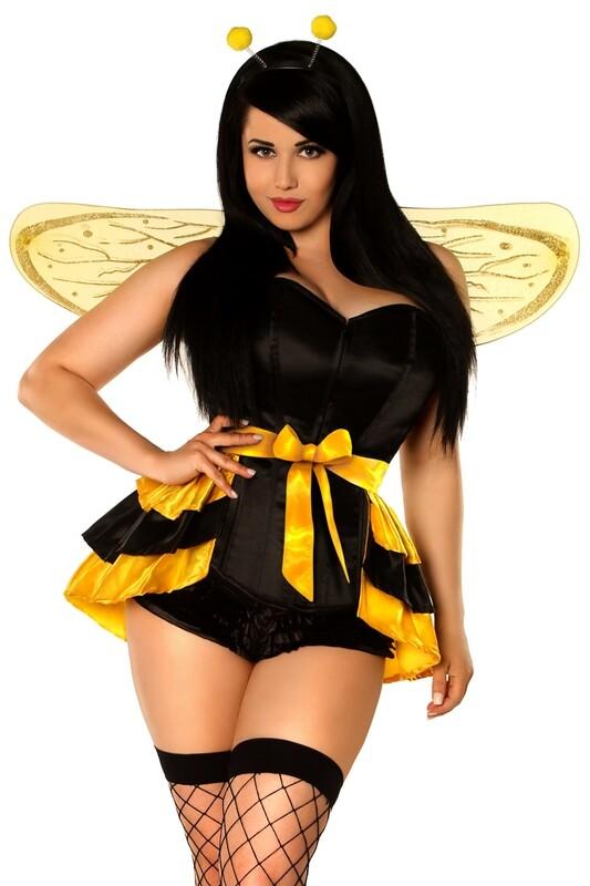 COSTUMES| Animals|  4 PC Queen Bee Costume