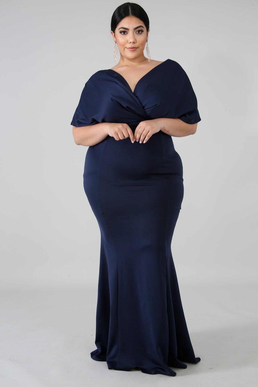 Dresses| Elegance Glam Maxi Dress