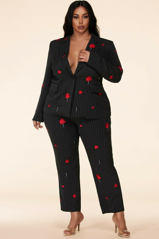 Pants sets | 2-pc-Pinstripe-Suit