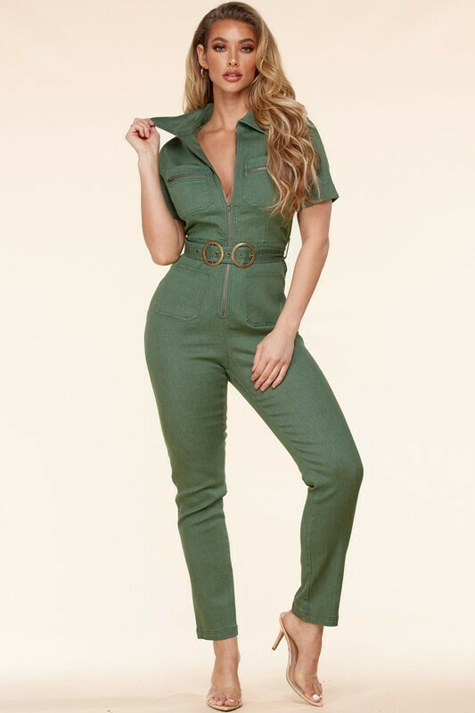 Jumpsuits | The Utility Jumpsuit