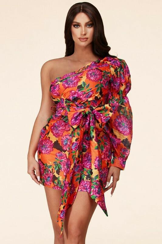 Dresses   An-Intrigue-Sexy-Floral-Dress