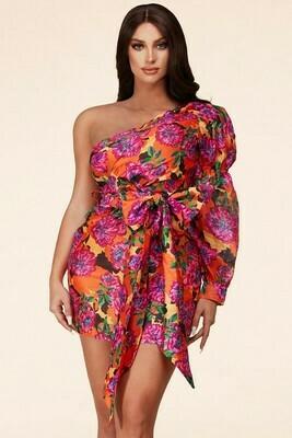 Dresses | An-Intrigue-Sexy-Floral-Dress