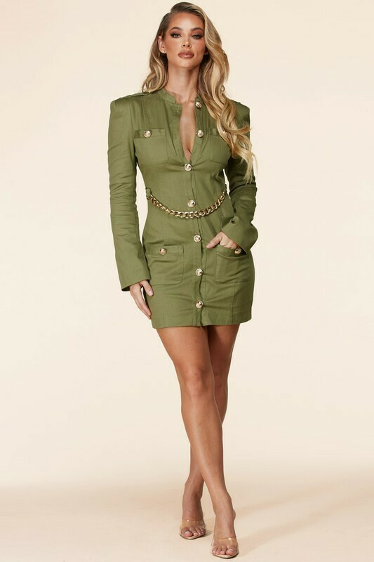 Dresses | Military-Chic