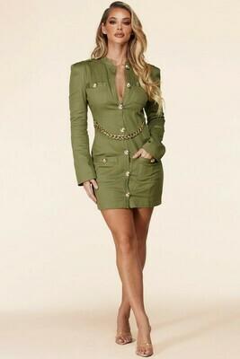 Dresses | Military-Chic