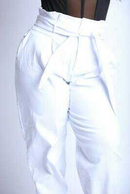 Pants | Paper-Bag-Denim-Pants