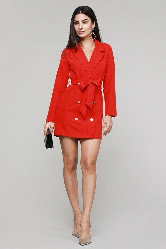 Dress | Boss-Move-Jacket-Dress